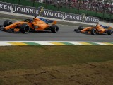 McLaren F1 drivers Alonso and Vandoorne given licence penalty points
