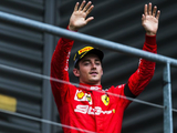 Leclerc: Wanting to beat Vettel is normal