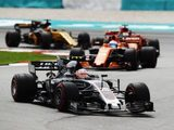 """Kevin Magnussen: """"We didn't have the pace to properly do something today """""""