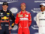 Sebastian Vettel surprised himself with Mexico pole lap