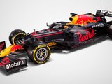 Red Bull's 2021-spec RB16B breaks cover