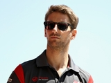 Grosjean clears air after being told to 'shut up'