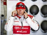 Kimi unfazed ahead of breaking F1 starts record