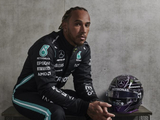 "Hamilton ""hungry"" and ""fired up"" following launch of new Mercedes"