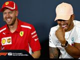 Lewis Hamilton, Sebastian Vettel doubt they will ever be F1 teammates