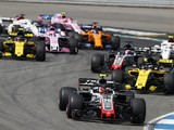 Rivals 'bitching' to undermind Magnussen have failed, says Haas