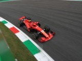 Raikkonen on pole as Ferrari lock-out Monza front-row