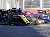 Ricciardo feared Renault response to Baku reverse crash