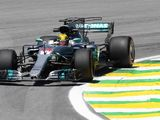 Lewis Hamilton completes Friday double in Brazil FP2