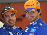 Sainz: Alonso is returning at a 'very good time'
