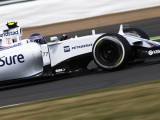 Williams pair chasing single-lap pace