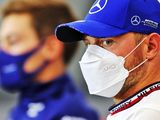 Russell, Bottas coy about Mercedes 2022 seat decision