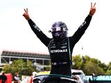 Hamilton says Spanish GP win shows trust he has in Mercedes