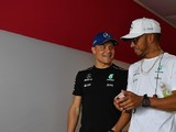 Mercedes F1 boss Wolff surprised by Hamilton/Bottas harmony