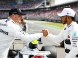 Hamilton, Bottas sympathise with Ferrari German GP qualifying problems