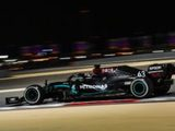 Russell Continues Impressive Mercedes Debut By Topping Second Sakhir GP Practice