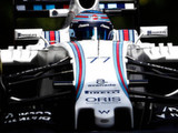 German GP: Practice notes - Williams