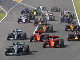 F1 revenue crashes by 84% in first quarter