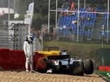 Felipe Massa rues 'really bad day' after early practice crash