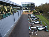 Mercedes costs increased by less than £1m in 2018