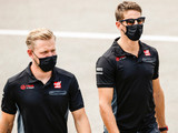 Grosjean/Magnussen may not be done at Haas