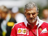 Ferrari chief Marchionne insists team boss Arrivabene's job is safe