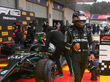 'Hamilton's pole lap was not from this world'