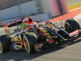Maldonado ends Spanish test quickest for Lotus