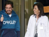 No reason why Alonso won't be fit for first race - Dennis