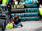 Hamilton tipped for eighth title by 78 per cent of fans