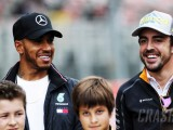 Hamilton holds 'no sadness' over Alonso's F1 exit