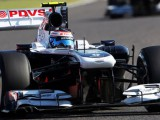 Williams fail to score points despite strong first half of race