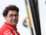 Binotto admits FIA forced Ferrari to pit Leclerc