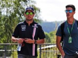 Sergio Perez: 'Business as usual' for Force India in Belgium