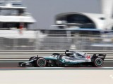 Lewis Hamilton tops final F1 practice session of 2018