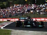 """Lewis Hamilton: """"I gave it everything today and I had nothing left at the end"""""""