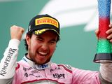 Sergio Perez summoned to stewards, podium in doubt