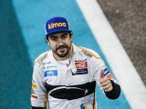 Alonso happy after a 'touching weekend' in Abu Dhabi