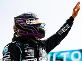 Wolff's reminder that 'Hamilton is still the benchmark'