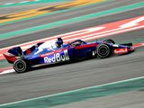 Kvyat quickest for Toro Rosso on day three of Barcelona F1 test