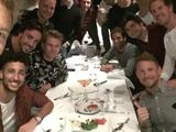 Drivers hit the town for F1 works do