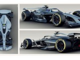 F1 releases first images of 2021 car