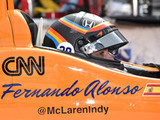 Brown meets with IndyCar teams