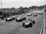 British Grand Prix: 50 not out