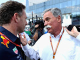 Levelling the playing field is F1's priority insists Carey