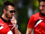 Manor boss hails rookie duo