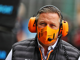 Brown: F1 needs 'total transparency' over cause of Baku tyre failures
