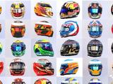 2017 Formula 1 driver helmet guide: Identify who's who