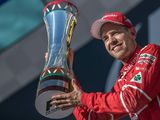 Sebastian Vettel: Title lead a reward for Ferrari's hard work