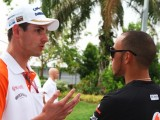 Hamilton and Sutil hope to make amends